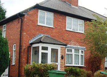 Thumbnail 3 bed semi-detached house to rent in Ashfield Crescent, Wollescote, Stourbridge