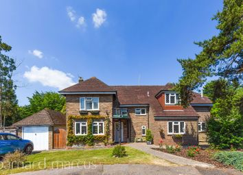 6 bed detached house for sale in Lagham Park, South Godstone, Godstone RH9