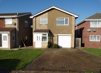 Thumbnail 3 bed detached house to rent in Bruce Close, Deal