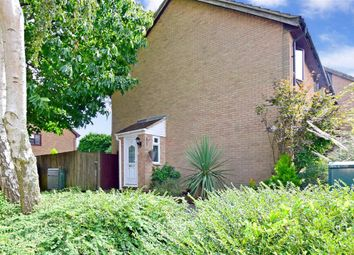 Thumbnail 1 bed end terrace house for sale in Mayford Road, Lordswood, Chatham, Kent