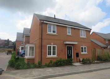 Thumbnail 3 bedroom detached house for sale in Raley Drive, Barnsley