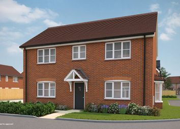 "Thumbnail 4 bed semi-detached house for sale in ""The Chichester Lenham Semi Detached"" at Shopwhyke Road, Chichester"