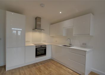 Thumbnail 2 bed flat to rent in Church Road, Addlestone, Surrey
