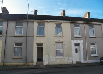 Thumbnail 3 bed terraced house for sale in Marsh Street, Llanelli