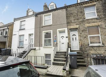 Thumbnail 3 bedroom terraced house for sale in De Burgh Street, Dover