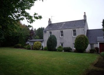 Thumbnail 3 bed detached house to rent in Backmuir Of Liff, Dundee
