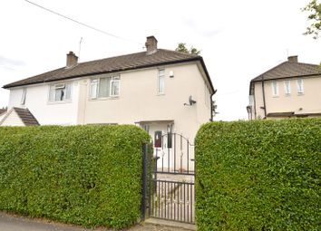 Thumbnail 2 bed semi-detached house for sale in Wellstone Avenue, Bramley, Leeds
