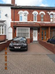 Thumbnail 5 bedroom terraced house for sale in Dora Road, Small Heath