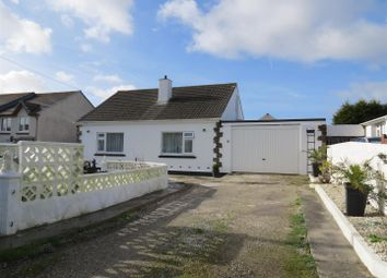 Thumbnail 2 bed detached bungalow for sale in Goverseth Road, Foxhole, St. Austell