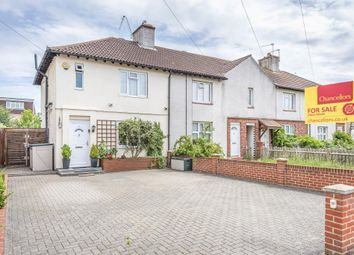 Thumbnail 3 bed end terrace house for sale in Sunbury-On-Thames, Middlesex