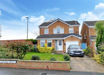 Thumbnail 4 bed detached house for sale in Ashleigh Drive, Gleadless