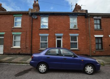 Thumbnail 2 bed terraced house to rent in Alpha Street, Heavitree, Exeter