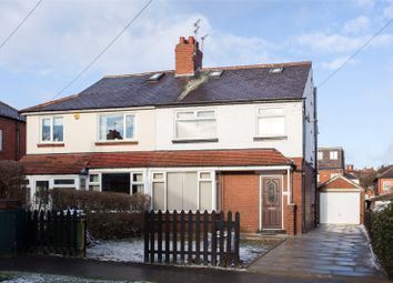 Thumbnail 4 bed semi-detached house to rent in Wensley Drive, Leeds, West Yorkshire