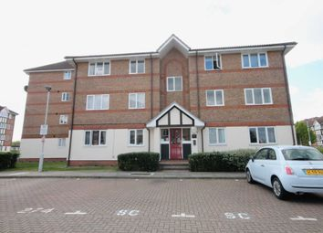 Thumbnail 1 bed flat to rent in Chandlers Drive, Erith