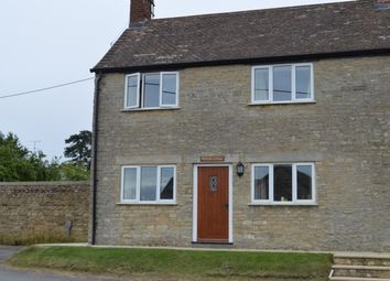 Thumbnail 2 bed cottage to rent in Stoke Lyne, Bicester