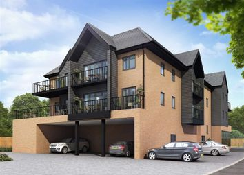Thumbnail 2 bed flat for sale in Half Moon Lane, Epping, Essex