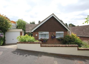 Thumbnail 2 bed detached bungalow for sale in Castlewood Avenue, Newton Abbot