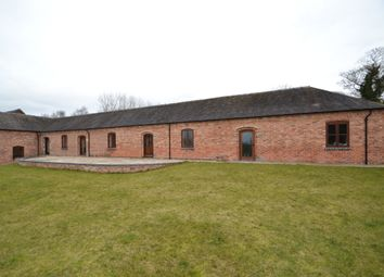 Thumbnail 4 bed barn conversion for sale in Shorthorn Barn, Dodecote Grange, Nr Newport, Shropshire
