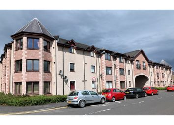 Thumbnail 2 bed flat for sale in Oliphant Court, Stirling