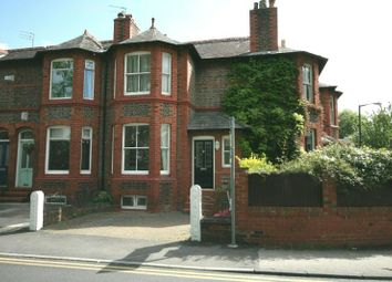 Thumbnail 2 bed terraced house for sale in Victoria Road, Hale, Altrincham