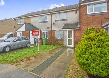 Thumbnail 2 bed terraced house for sale in Yeo Close, Efford, Plymouth