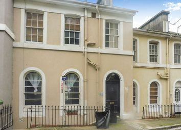 Thumbnail 1 bedroom flat for sale in Coburg Place, Torquay
