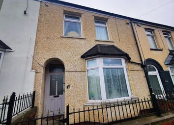 3 bed terraced house for sale in Alexandra Terrace, Senghenydd, Caerphilly CF83