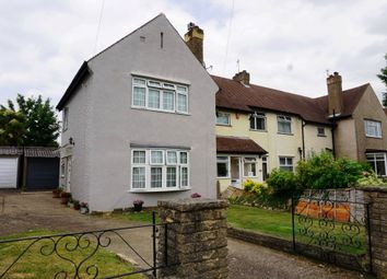 Thumbnail 2 bed end terrace house for sale in Priory Road, Chessington