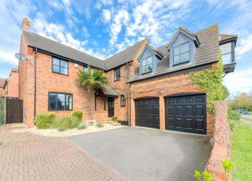Thumbnail 5 bedroom detached house for sale in Garthwaite Crescent, Shenley Brook End, Milton Keynes