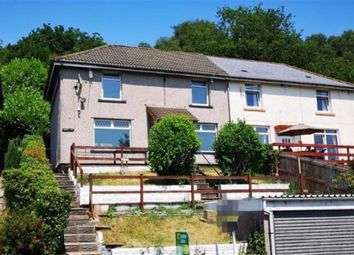Thumbnail 3 bed semi-detached house for sale in 25 Graigwen Crescent, Abertridwr