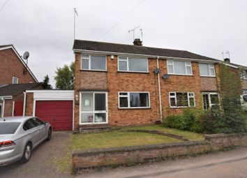 Thumbnail 3 bed semi-detached house to rent in Sutton Avenue, Eastern Green, Coventry
