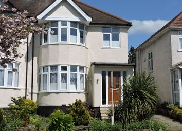 Thumbnail 3 bed semi-detached house for sale in Holders Hill Avenue, Hendon, London