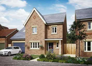 Thumbnail 4 bed detached house for sale in Lydgate Fields, Fairfield, Hitchin, Herts