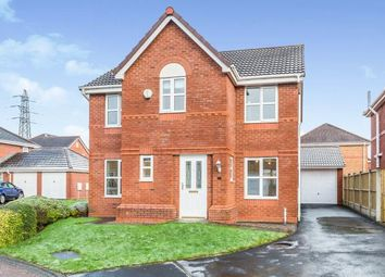 Thumbnail 4 bed detached house for sale in Little Close, Farington Moss, Leyland