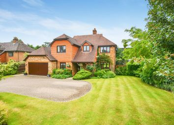 Thumbnail 5 bed detached house for sale in Hill Place, Farnham Common, Slough