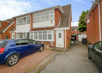 Thumbnail 3 bed semi-detached house for sale in Suffolk Avenue, Beeston Rylands, Nottingham
