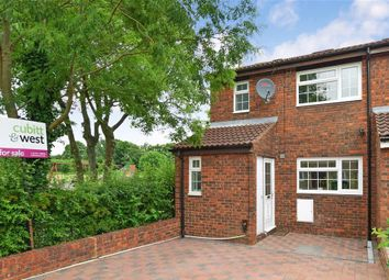 Thumbnail 3 bed end terrace house for sale in Bushfield Drive, Redhill, Surrey