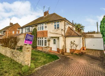 Thumbnail 3 bed semi-detached house for sale in Meare Estate, High Wycombe