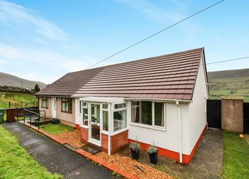 Thumbnail 1 bed semi-detached bungalow for sale in Warnes Terrace, Rhymney, Tredegar