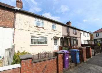 Thumbnail 3 bed town house for sale in Dorien Road, Old Swan, Liverpool