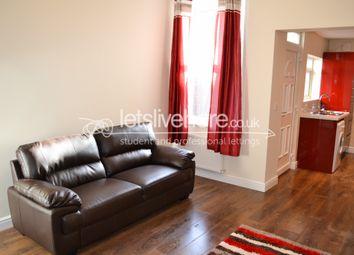 Thumbnail 2 bedroom flat to rent in Meldon Terrace, Heaton, Newcastle Upon Tyne