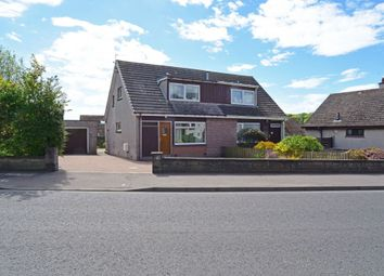 Thumbnail 3 bed semi-detached house for sale in 42 Arbirlot Road, Arbroath