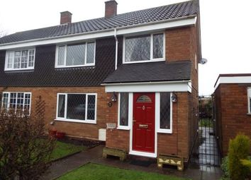 Thumbnail 3 bed semi-detached house for sale in The Green, Shustoke, Coleshill, Warwickshire