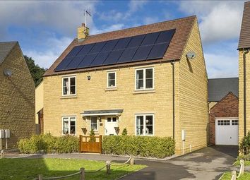 Thumbnail 4 bed detached house for sale in Stirling Way, Moreton-In-Marsh, Gloucestershire