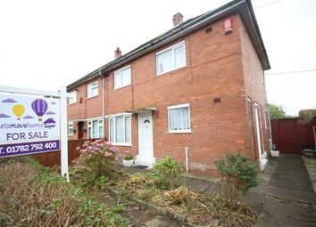 Thumbnail 3 bed semi-detached house for sale in Lambourn Place, Blurton, Stoke-On-Trent