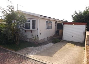 Thumbnail 2 bed bungalow for sale in Kingsmead Park, Swinhope, Market Rasen, Lincolnshire