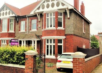 Thumbnail 4 bed semi-detached house for sale in Elm Grove, Hartlepool