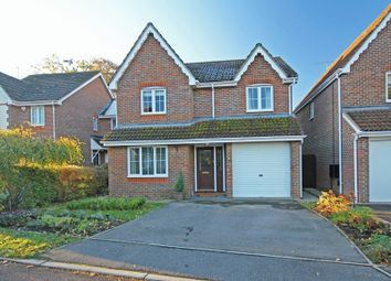 Thumbnail Detached house for sale in Rookwood Gardens, Fordingbridge