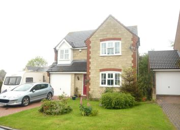 Thumbnail 4 bed detached house to rent in Berners Way, Faringdon