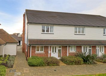 Thumbnail 2 bed end terrace house for sale in Waterloo Walk, Kings Hill